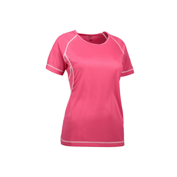 Game Active T-Shirt Flatlock Dame