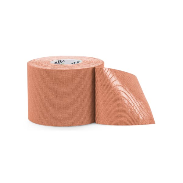 Brun Profcare K-Tape fra Select