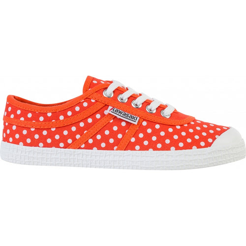 Polka Canvas Shoe
