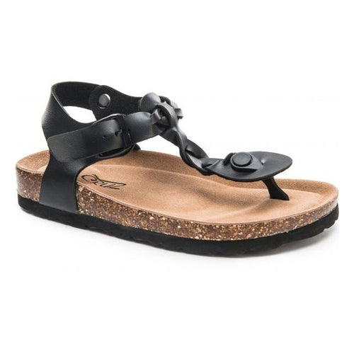 Cruz Marikina Cork Sandal Sort