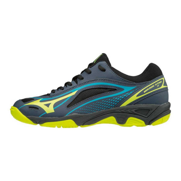 Sort Mirage Star 2 Jr fra Mizuno