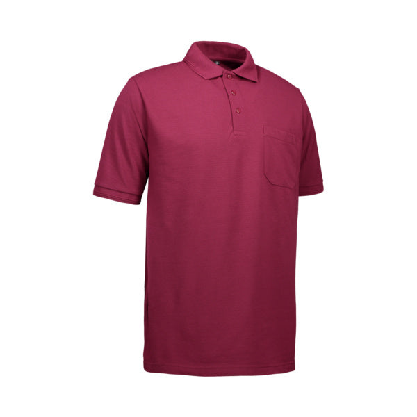 Pro Wear Polo Bordeaux