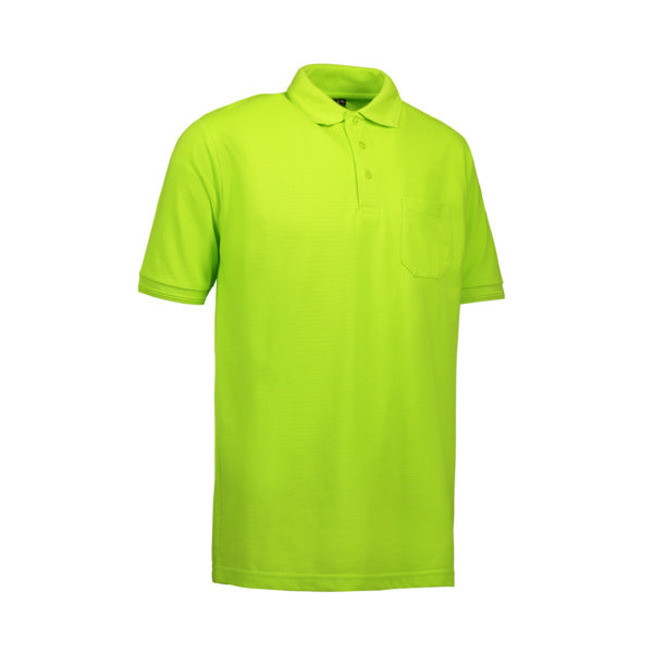 Pro Wear Polo Lime