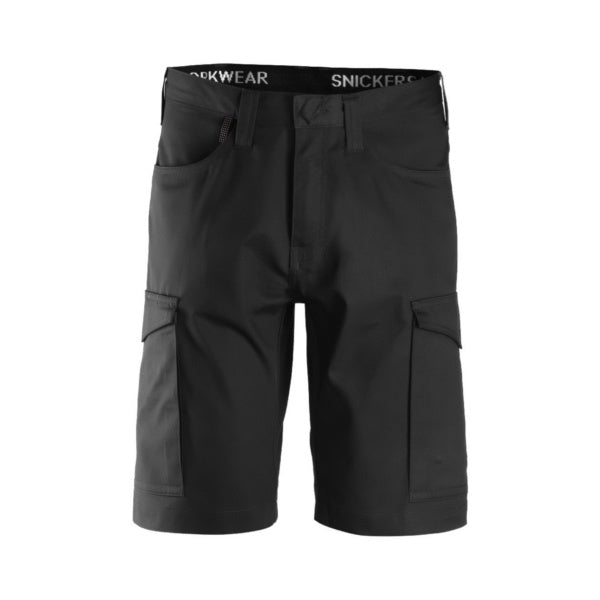 Sort Service shorts fra Snickers Workwear