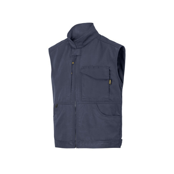 Navy Service vest fra Snickers Workwear