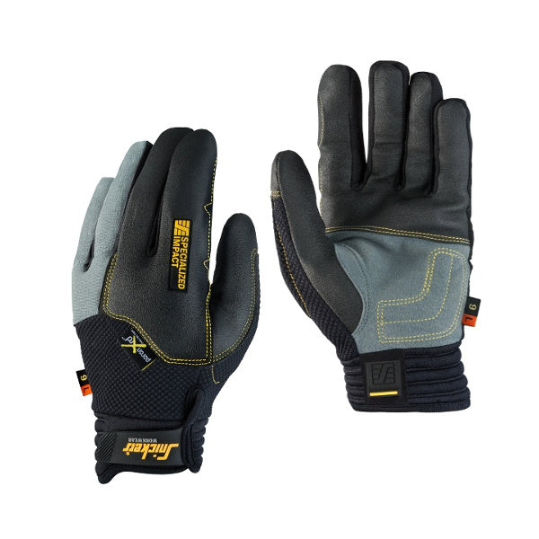 venstre Specialized Impact Glove fra Snickers Workwear