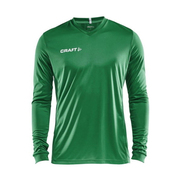 Squad Jersey Solid LS Men