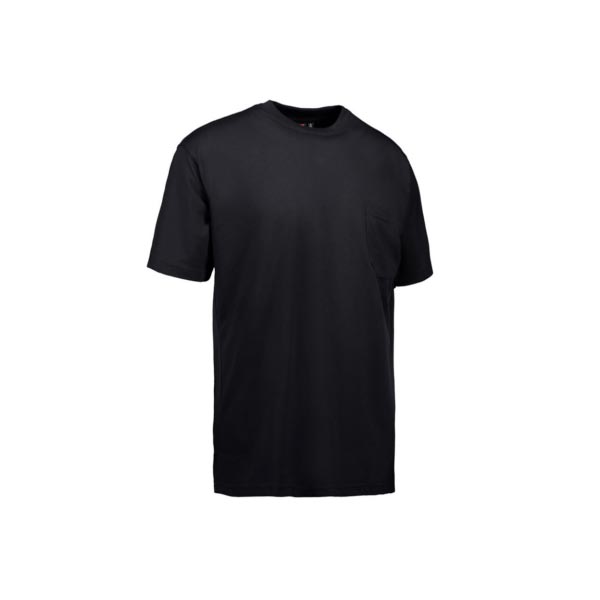 T Time T shirt med Brystlomme
