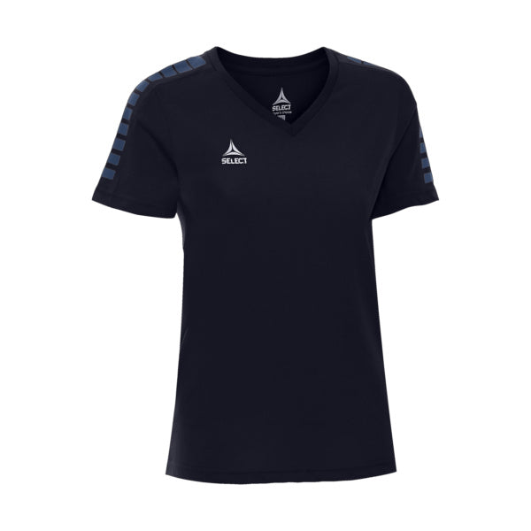 Navy Torino T-shirt Dame fra Select