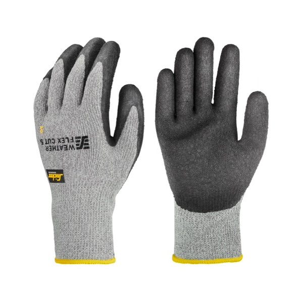 Weather Flex Cut 5 Gloves fra Snickers Workwear