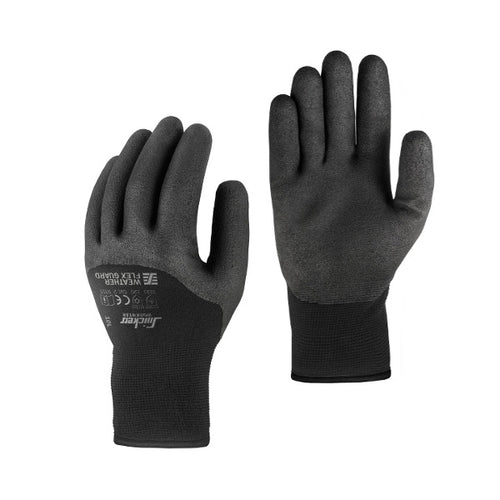 Weather Flex Guard Gloves fra Snickers Workwear