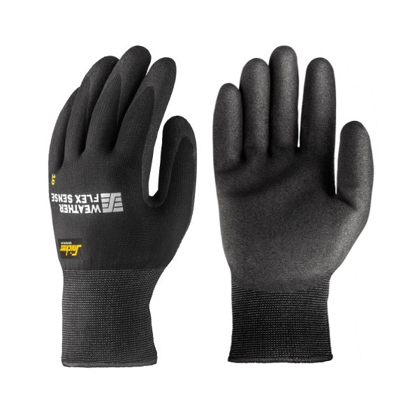 Weather Flex Sense Gloves fra Snickers Workwear
