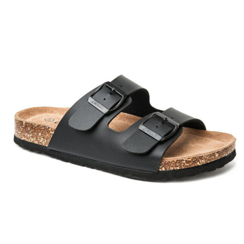 Cruz Whitehill Cork Sandal Sort