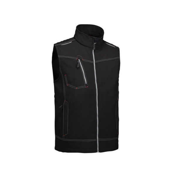 Worker Soft Shell-Vest