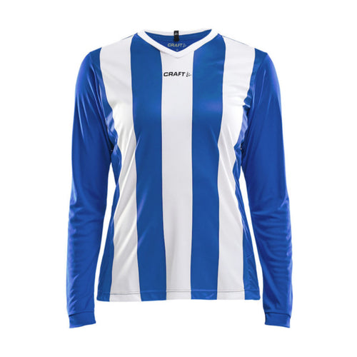 Progress Jersey Stripe LS Women