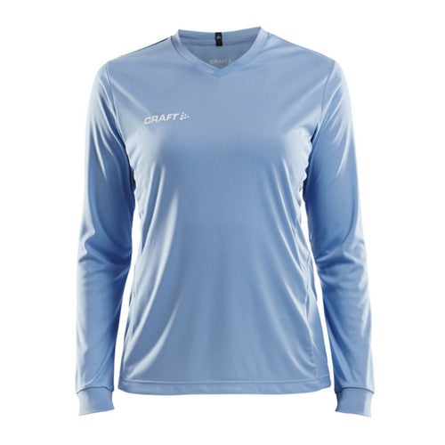 Squad Jersey Solid LS Women