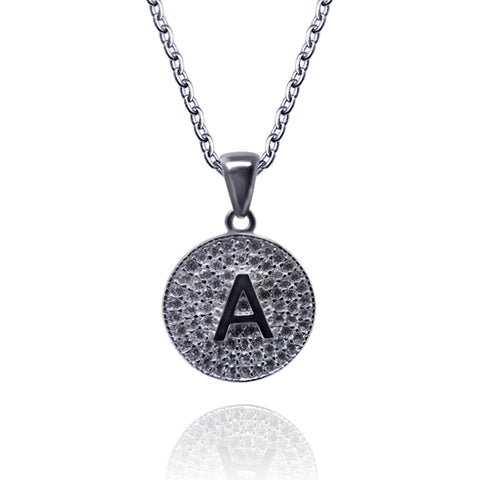 Personalized Pave Necklace - Kigmay Jewelry - New York