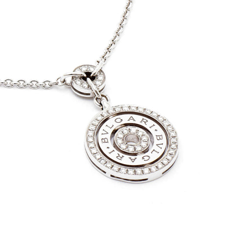 Double Circle Pendant Necklace - Kigmay Jewelry - New York
