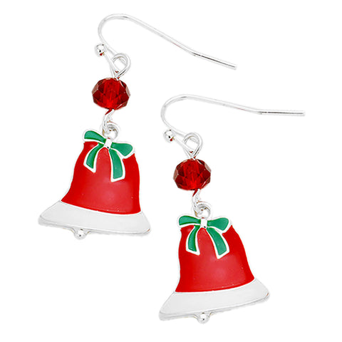 Jingle Bell Dangle Earrings - Kigmay Jewelry - New York