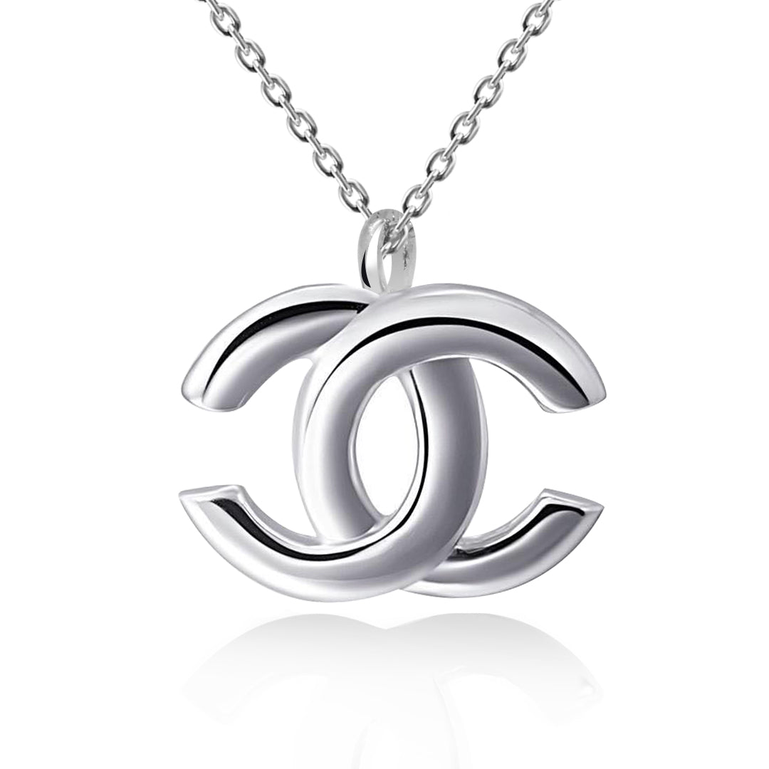 СС Logo VIP Pendant Necklace - Kigmay Jewelry - New York