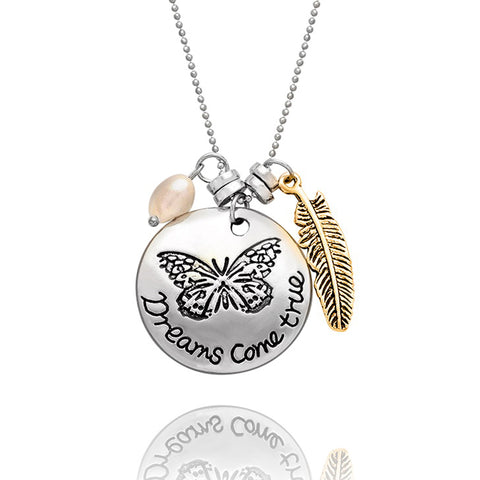 Dreams Come True Necklace - Kigmay Jewelry - New York