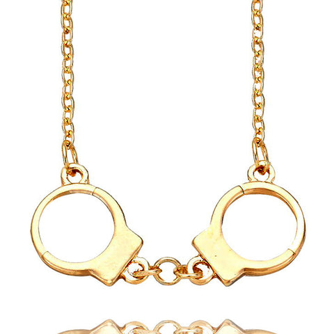 Handcuff Chain Necklace - Kigmay Jewelry - New York