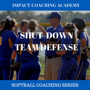 Impact Academy Shut-Down Team Defense Course Giveaway