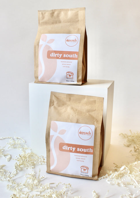 "March: ""Dirty South"" Dark Roast"