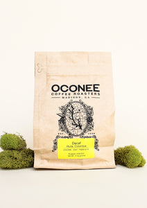 May: Oconee Coffee Roaster's Huila, Colombia Decaf