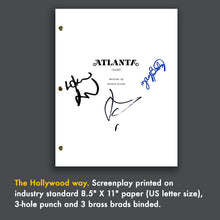 Atlanta Pilot Episode TV Script Screenplay Signed Autograph Reprint - Donald Glover - Lakeith Stanfield - Zazie Beetz