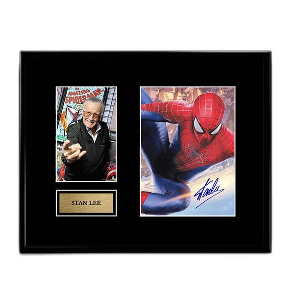 Stan Lee Signed Autograph