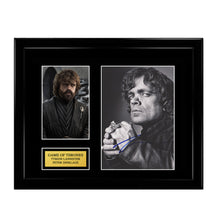 Game of Thrones - Tyrion Lannister - Peter Dinklage Signed Autograph
