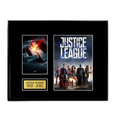 Justice League - Cast