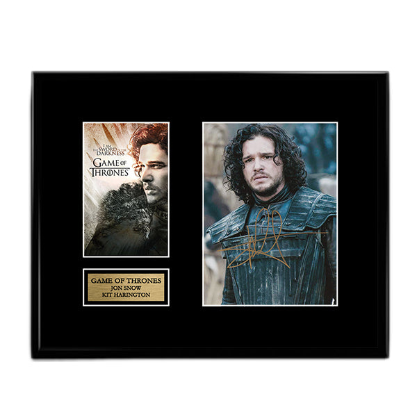 Game of Thrones Jon Snow Kit Harington