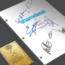 Shameless Signed Script Screenplay Autograph Reprint - William H Macey - Emmy Rossum - Ethan Cutkosky - Frank Fiona Gallagher