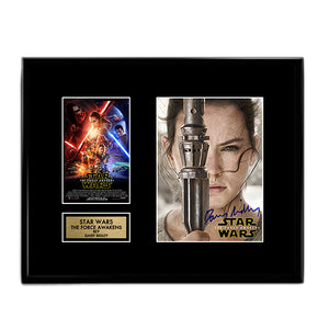 Star Wars Rey Daisy Ridley - The Force Awakens
