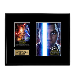 Star Wars FINN John Boyega - The Force Awakens