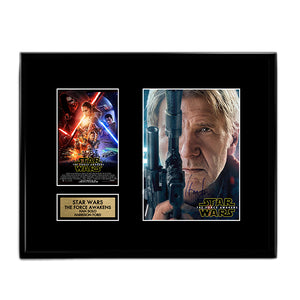 Star Wars Harrison Ford - The Force Awakens