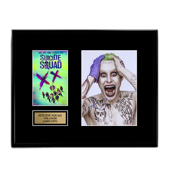 Suicide Squad The Joker Jared Leto