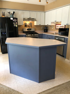 PAINTING KITCHEN CABINETS WITH ANNIE SLOAN CHALK PAINT® Part One