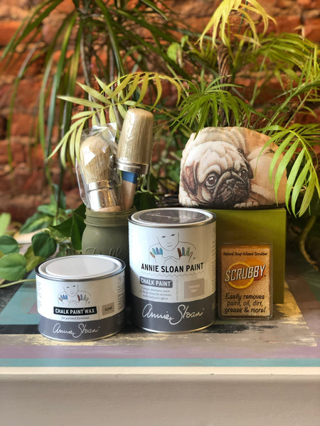 Why I Use Chalk Paint® by Annie Sloan