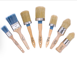All about Annie Sloan Brushes