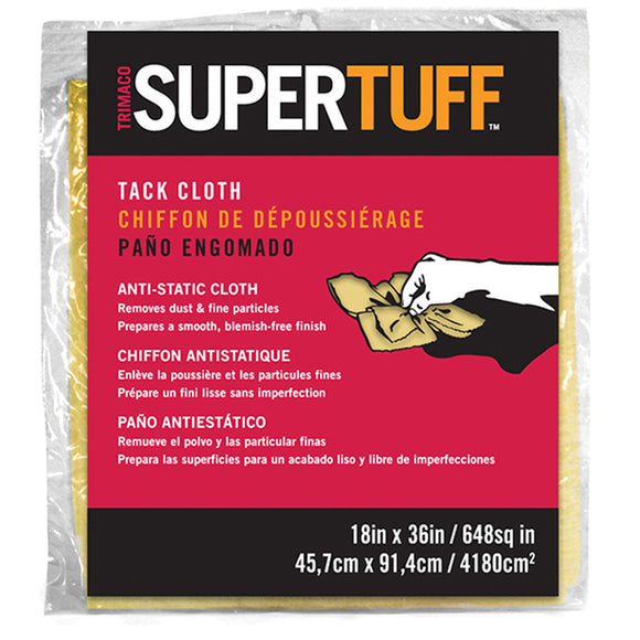 Trimaco Supertuff Tack Cloth