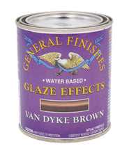 General Finishes Water Based Pearl Effects & Glazes