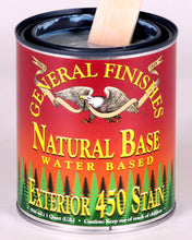 General Finishes Exterior Topcoats, Stains & Oils