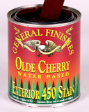 General Finishes Exterior Topcoats, Stains & Oils (CLEARANCE)