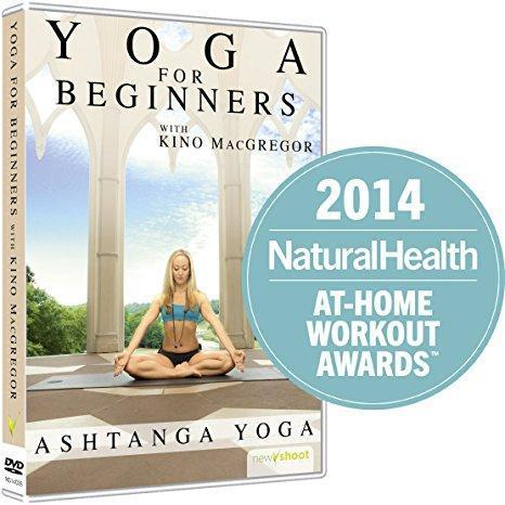 Yoga For Beginners With Kino MacGregor Ashtanga DVD Workout