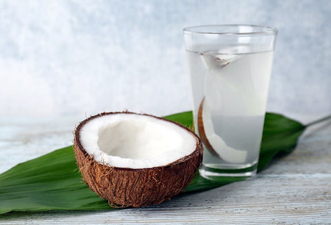 coconut water benefits on skin