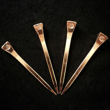 Smart Copper Slim Nails | Copper Nails | Smart Nails | Farrier Tools | Horseshoe Nails | Horseshoes 4 U