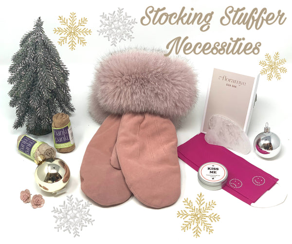 Nell Holiday Gift Guide - Stocking Stuffer Necessities